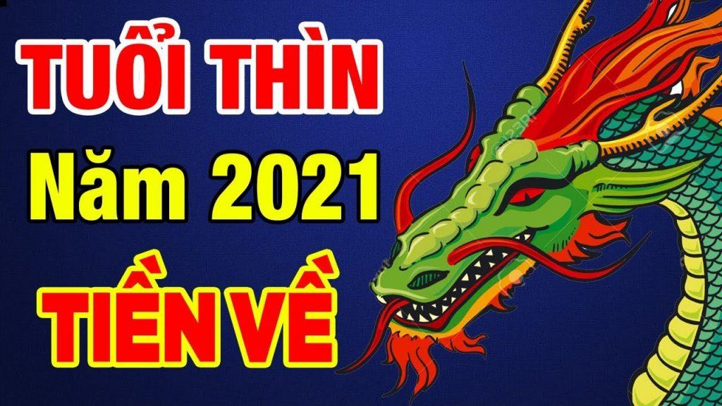 tử vi tuổi thìn năm 2021