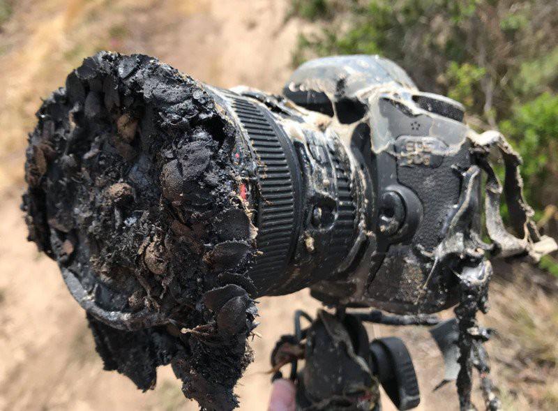 mơ thấy máy ảnh bị hỏng