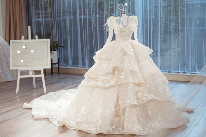 mơ thấy váy cưới
